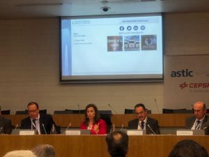 Presentación Truck Friendly Movement en Astic